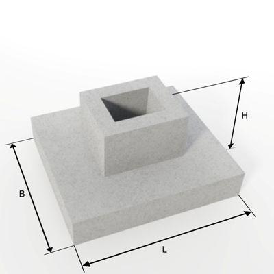 Фундамент Ф-1