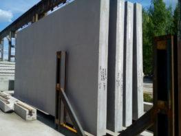 Панели стеновые ПС